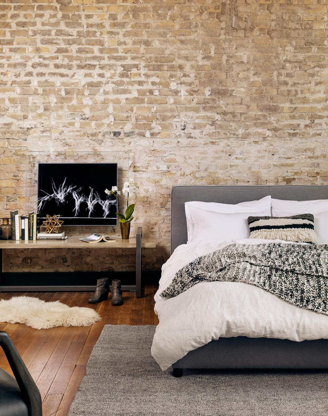 Shop The Look: Contemporary Bedroom